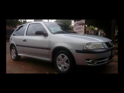 Autos Venta  VENDO - FINANCIO GOL CONFORLINE INMACULADO
