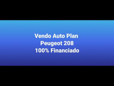 Autos Venta AUTO PLAN PEUGEOT 100% FINANCIADO