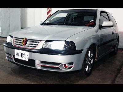 Autos Venta  Gol trendline 2004 impecable