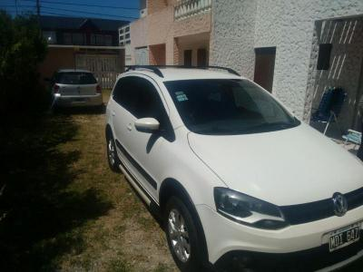 Autos Venta Vendo Suran Cross 2013