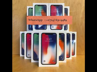 Varios  iPhone X 256Gb Libre de Origen Caja Sellada STOCK