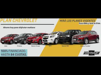 Autos Venta Plan Chevrolet