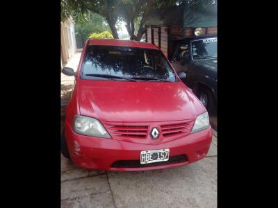 Autos Venta Renault Logan 1.6 base