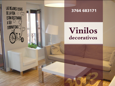 Varios  Vinilo Decorativo de Pared