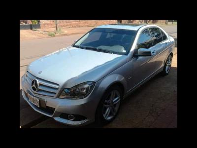 Autos Venta  Mercedes-Benz Clase C 250 CGI BlueEfficiency 2012