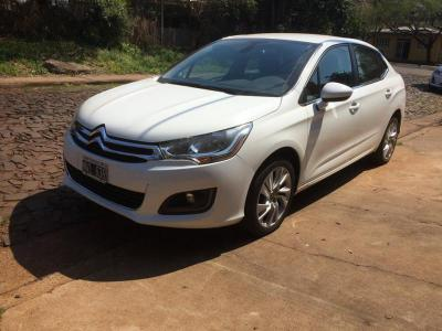 Autos Venta  VENDO Citroen C4 Lounge 1.6 HDI Turbo  - 2014