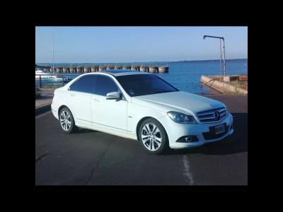 Autos Venta Vendo hermoso Mercedes Benz C200 blueeficiency AT 2012
