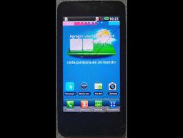 Varios Telefonos y Tablets LG Optimus 2X P990 con 512MB RAM y 8GB Interna