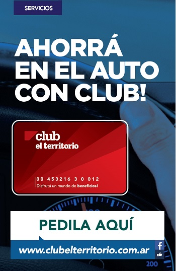 club el territorio